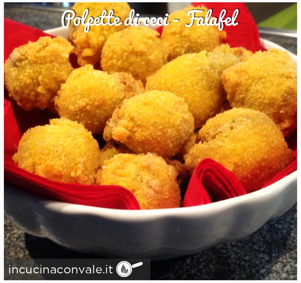 Falafel – polpette di ceci