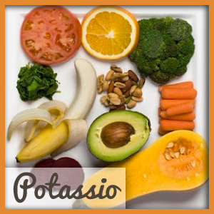 Le maggiori fonti vegetali di potassio