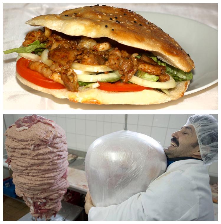 Ecco com'è fatto il kebab