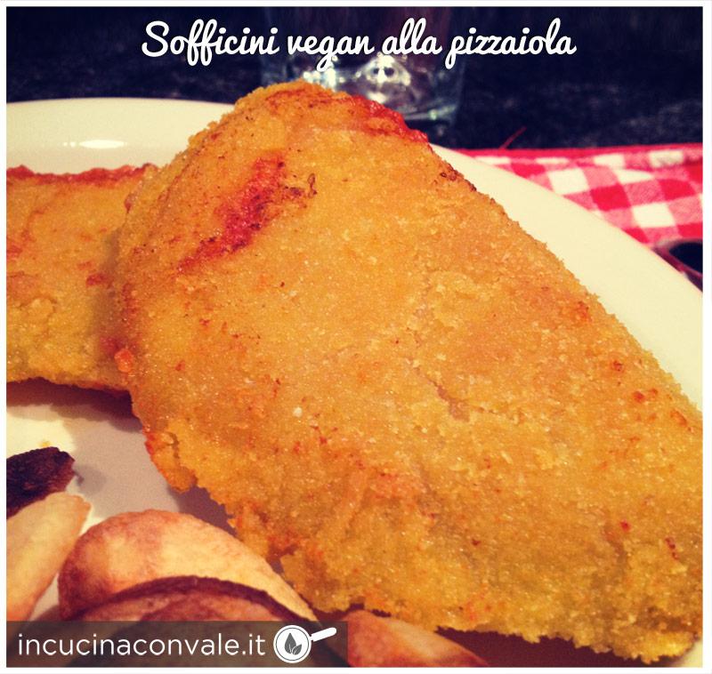 Sofficini vegan alla pizzaiola