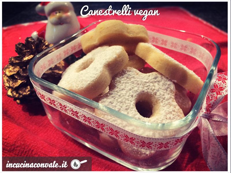 Canestrelli vegan